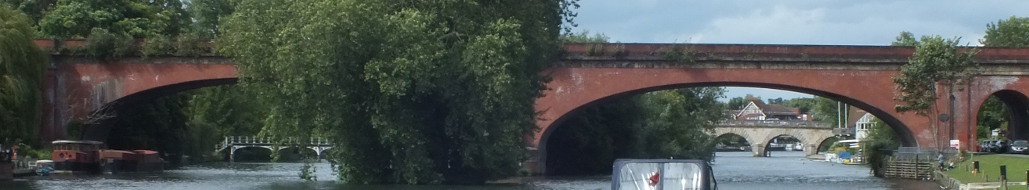 Brunels GWR Railway Bridge Maidenhead